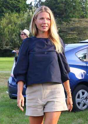 Gwyneth Paltrow - The East Hamptons Authors Night Event in the Hamptons