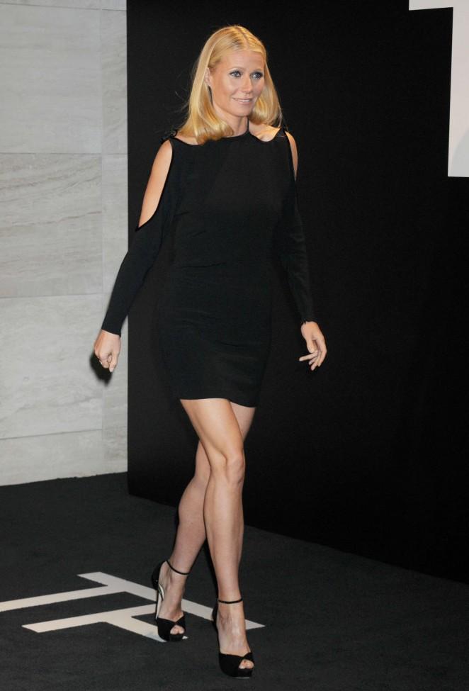 Gwyneth Paltrow - Tom Ford 2015 Womenswear Collection Presentation in LA