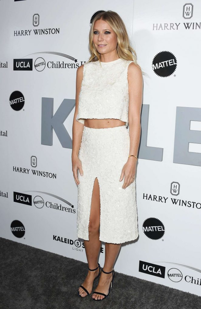 Gwyneth Paltrow - UCLA Children's Hospital Gala in Los Angeles