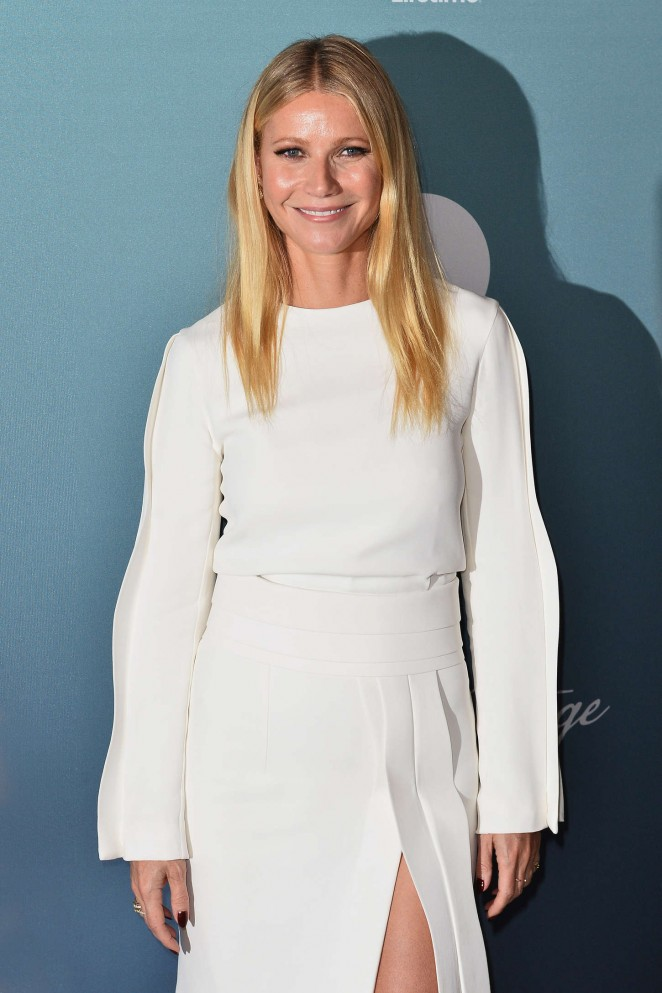 Gwyneth Paltrow - Variety 2015 Power Of Women Luncheon in Beverly Hills