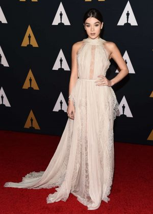 Hailee Steinfeld - 2016 Governors Awards in Hollywood