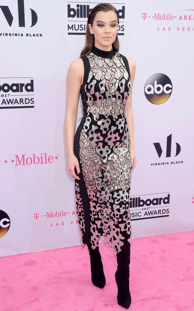 Hailee Steinfeld – 2017 Billboard Music Awards in Las Vegas