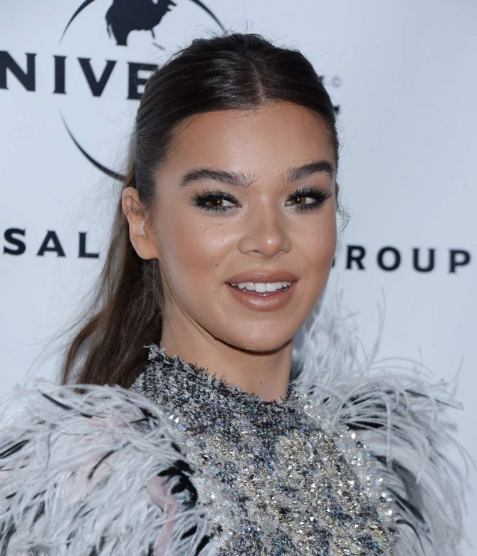 Hailee Steinfeld: 2019 Universals Grammys After Party -02
