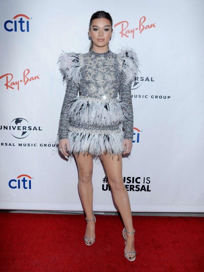Hailee Steinfeld 2019 : Hailee Steinfeld: 2019 Universals Grammys After Party -05