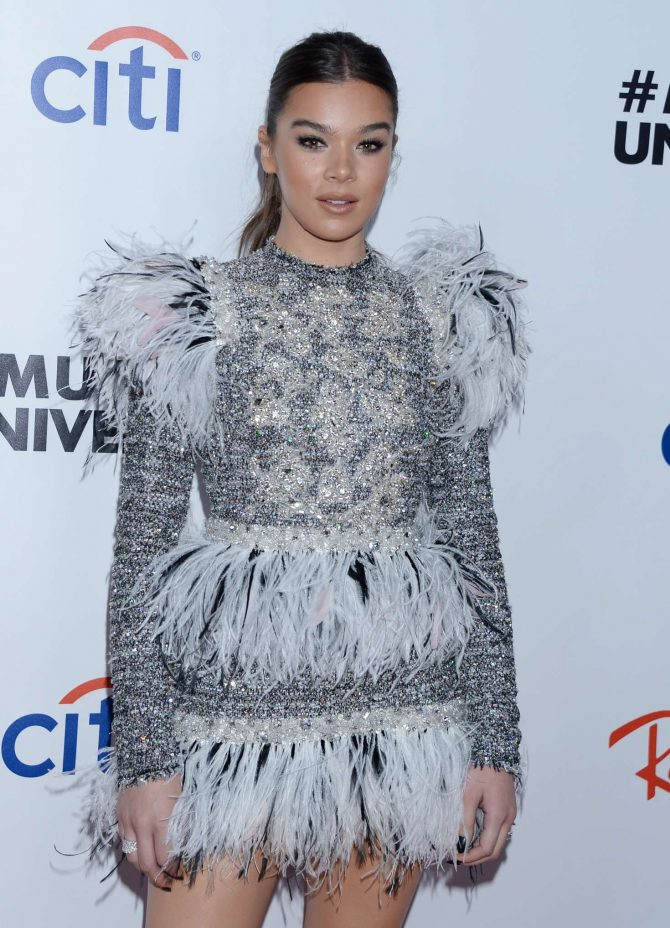 Hailee Steinfeld 2019 : Hailee Steinfeld: 2019 Universals Grammys After Party -08