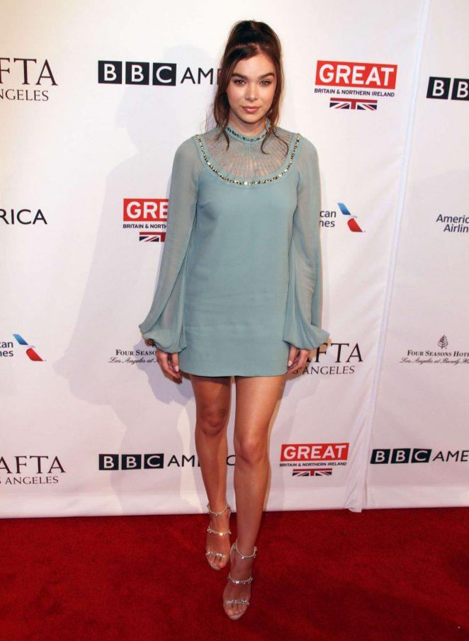Hailee Steinfeld: BAFTA LA Tea Party 2017 -04