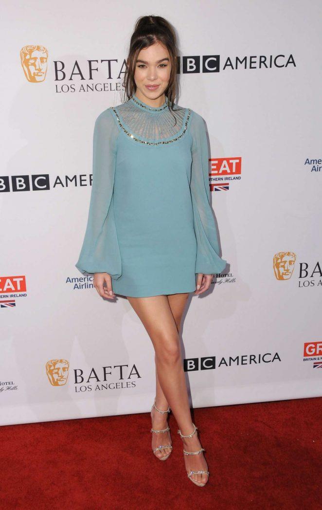Hailee Steinfeld: BAFTA LA Tea Party 2017 -07