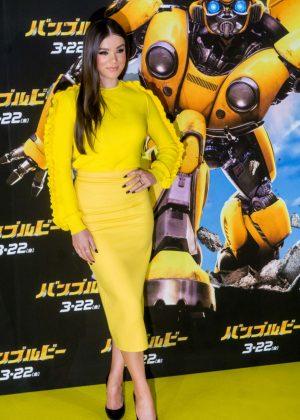 Hailee Steinfeld - 'Bumblebee' Premiere in Tokyo