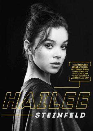 Hailee Steinfeld - Cine Premiere Magazine (December 2018)