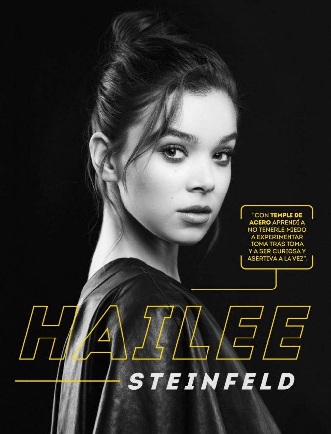 Hailee Steinfeld – Cine Premiere Magazine (December 2018)