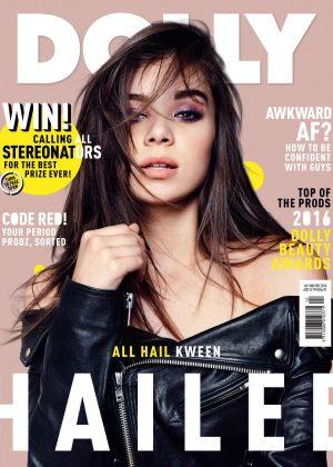 Hailee Steinfeld - Dolly Australia Magazine (November December 2016)
