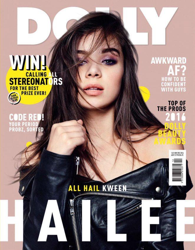 Hailee Steinfeld – Dolly Australia Magazine (November December 2016)