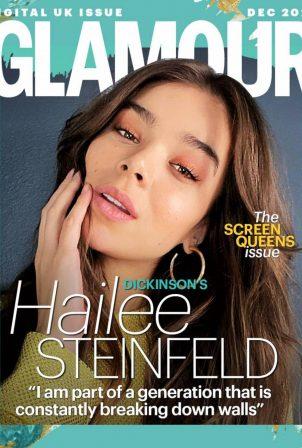 Hailee Steinfeld - Glamour Magazine UK 2020