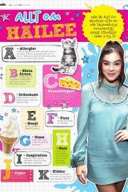 Hailee Steinfeld - Julia Magazine (October 2019)