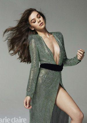 Hailee Steinfeld - Marie Claire Magazine (February 2018)
