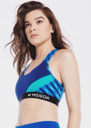 Hailee Steinfeld - Mission Activewear Fall Collection 2017