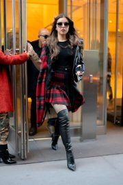 Hailee Steinfeld - Pictured at SiriusXM Studios in NYC