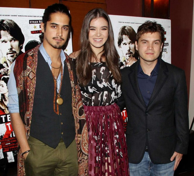 Hailee Steinfeld: Ten Thousand Saints Premiere -01