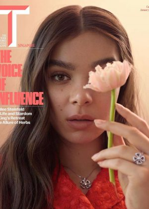 Hailee Steinfeld - The New York Times Style Singapore (January 2019)