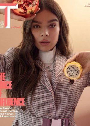 Hailee Steinfeld - The New York Times Style Singapore Magazine (January 2019)