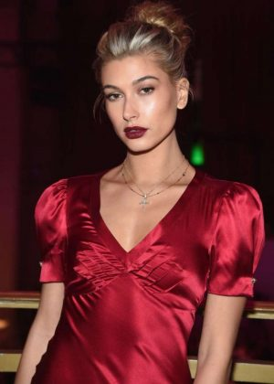Hailey Baldwin - 2016 Fashion Group International Night Of Stars Gala in NYC