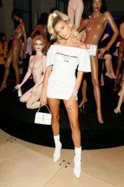 Hailey Baldwin - Alexander Wang and Bvlgari Celebrate AW BVLGARI 712 Fifth Avenue In NYC