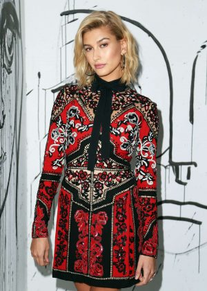 Hailey Baldwin - Dior Collection Launch Party SS 2018 in New York