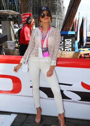 Hailey Baldwin - F1 Grand Prix of Monaco in Monte Carlo