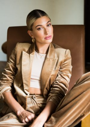 Hailey Baldwin for Coveteur (September 2018)