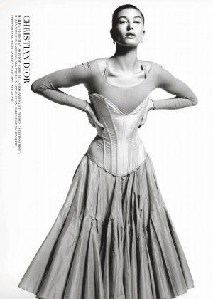 Hailey Baldwin - Harper's Bazaar Australia Magazine (March 2019)