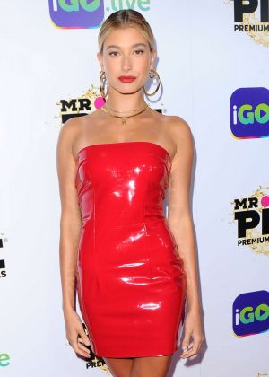 Hailey Baldwin - iGo.Live Launch Event in Los Angeles