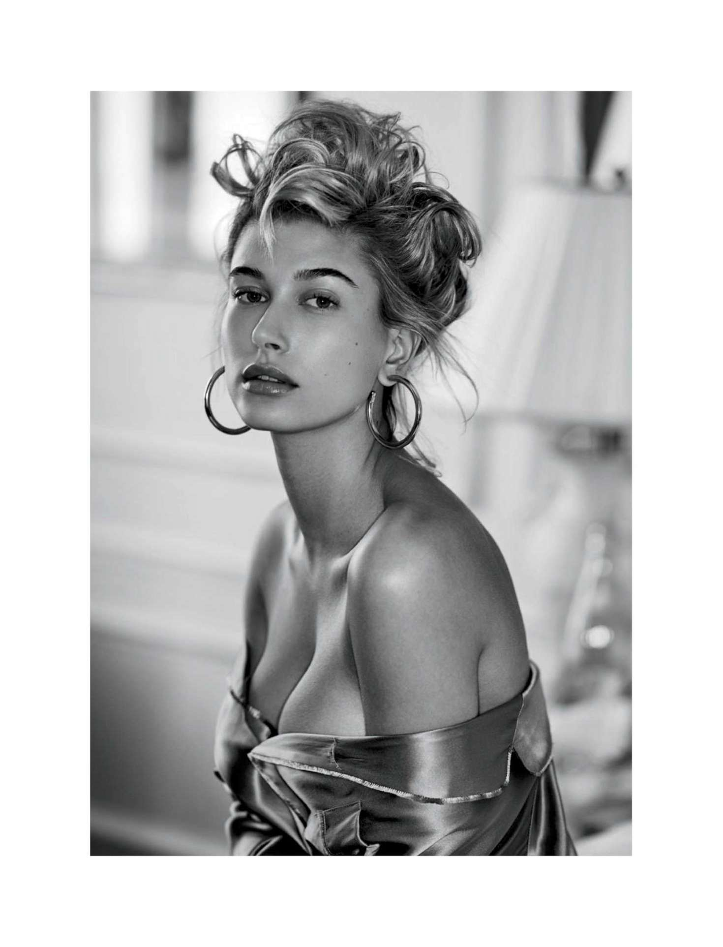 Hailey baldwin in maxim mexico magazine august 2019 new images