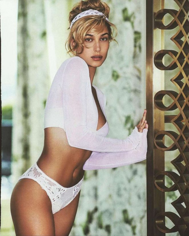 Hailey Baldwin - Maxim US Magazine (June/July 2017)