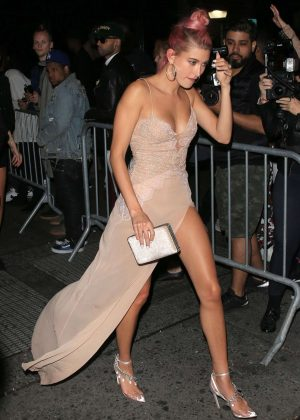 Hailey Baldwin - Met Gala Afterparty in New York City