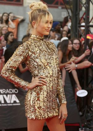 Hailey Baldwin - MuchMusic Video Awards 2016 in Toronto