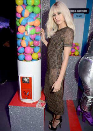 Hailey Baldwin - Naked Heart Foundation Fabulous Fund Fair in London