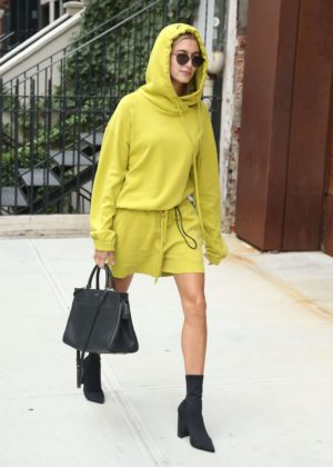 Hailey Baldwin - Out and about in New York City