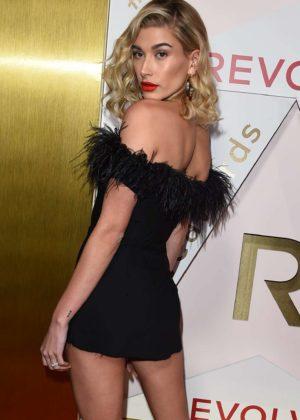Hailey Baldwin - #REVOLVE Awards 2017 in Hollywood