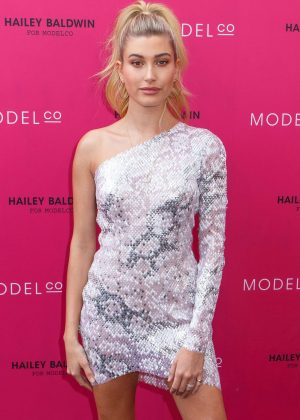 Hailey Baldwin - VIP launch of the Hailey Baldwin for ModelCo Cosmetics Range in Sydney