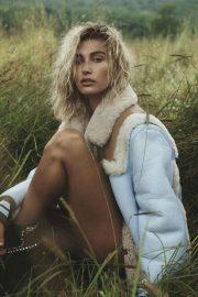 Hailey Baldwin - Vogue Australia Magazine (October 2019)