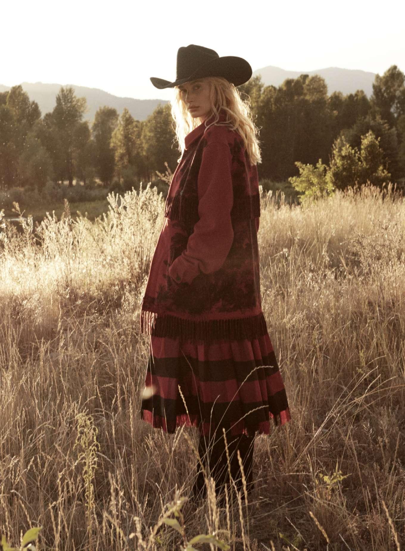 Hailey Baldwin 2019 : Hailey Baldwin – Vogue US 2019-01