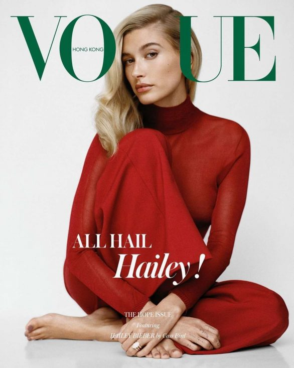 Hailey Bieber 2019 : Hailey Bieber for Vogue Hong Kong 2019-04