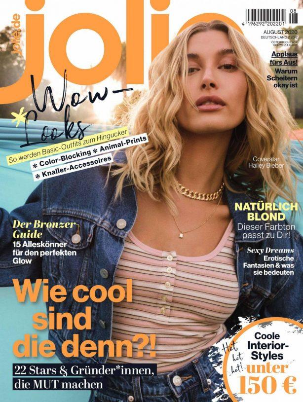 Hailey Bieber - Jolie Magazine 2020