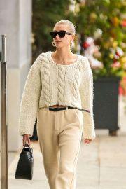 Hailey Bieber - Out running errands in Beverly Hills