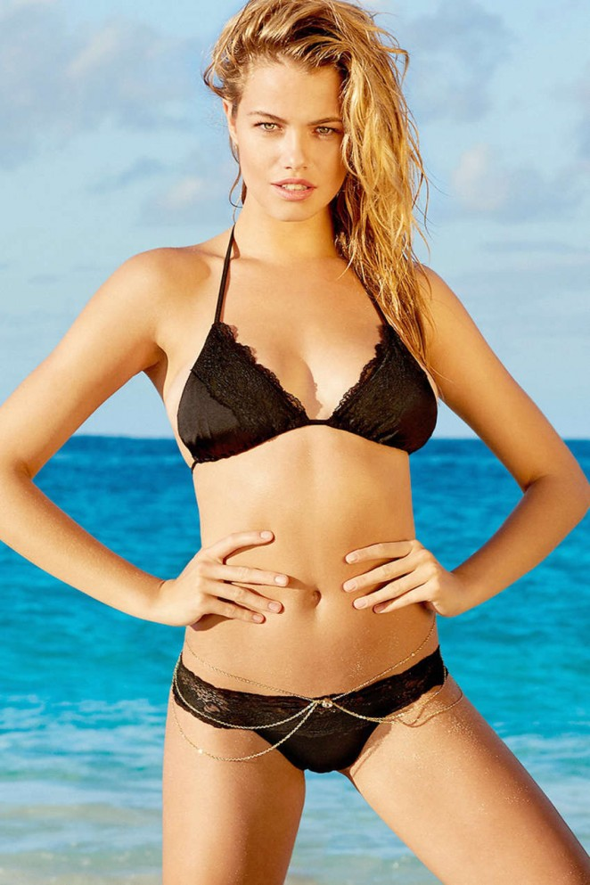 Hailey Clausen - Beach Bunny Bikini Photoshoot 2015