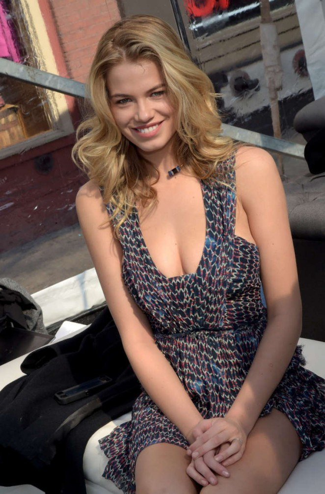 Hailey Clauson - 2015 Sports Illustrated Swimsuit's 'Swimville' Takes Over Nashville! in Nashville