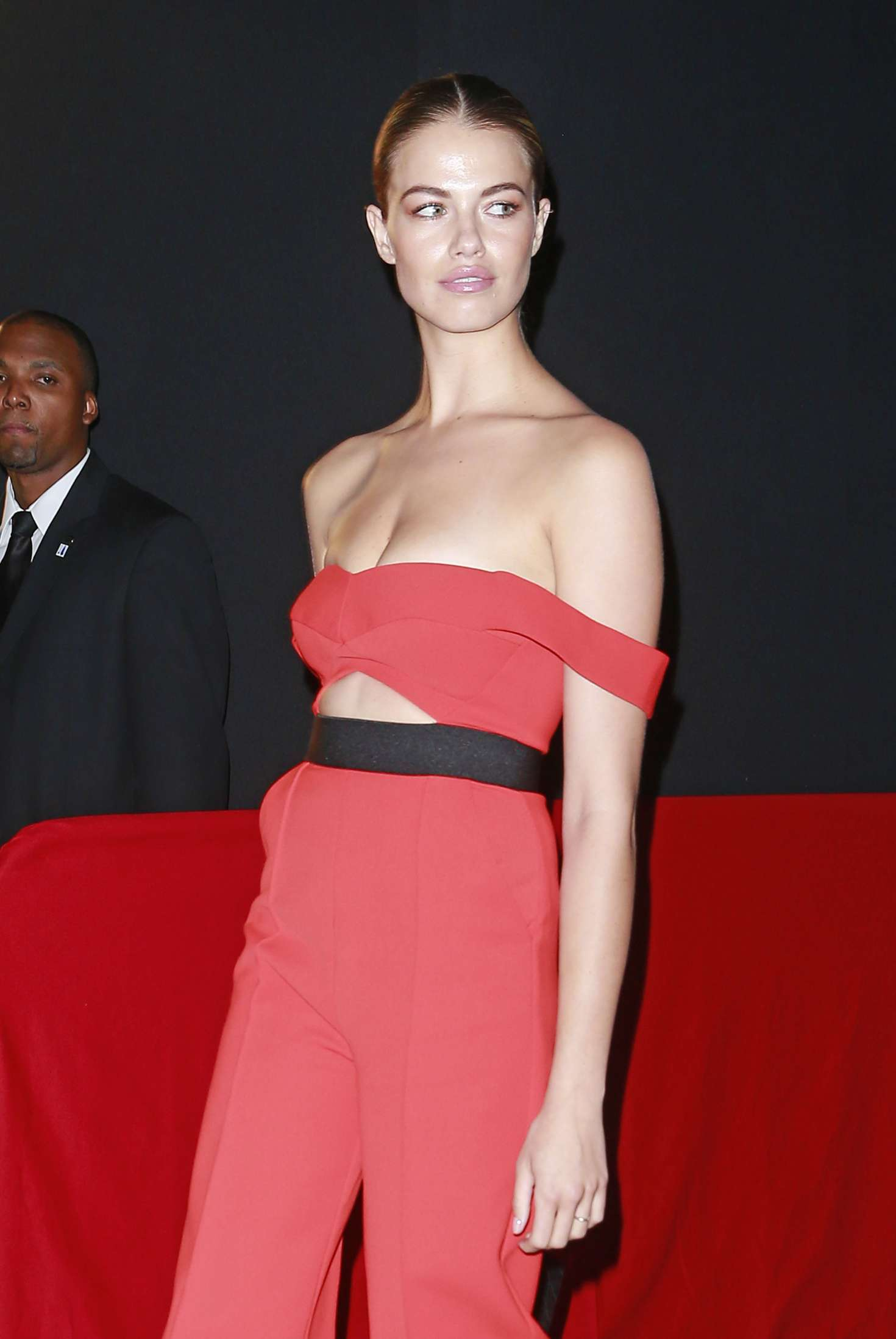 Hailey Clauson - Cartier Store Grand Reopening in New York