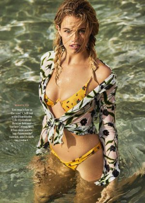 Hailey Clauson - Cosmopolitan US Magazine (June 2018)