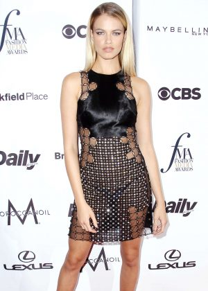 Hailey Clauson - Daily Front Row's Fashion Media Awards 2016 in New York