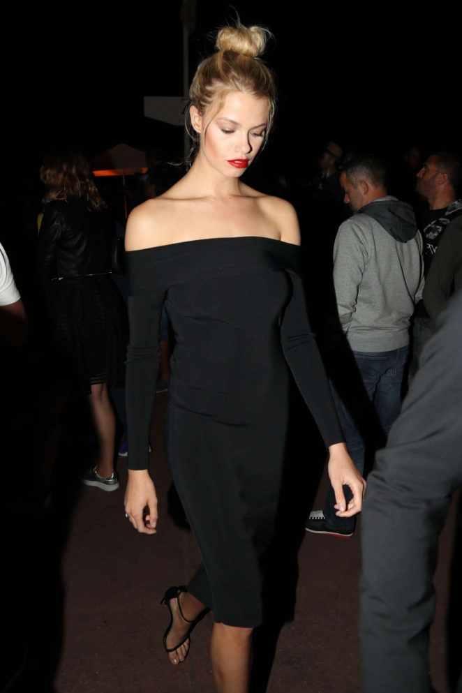 Hailey Clauson - L'Oreal 20th Anniversary Party in Cannes